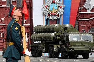 2011 Moscow Victory Day Parade - S-400