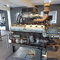 Maybach GTO 6 engine, Maybach-Museum (Neumarkt), 2014.JPG