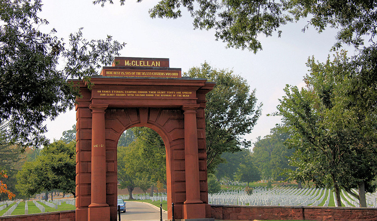 McClellan Gate - Wikipedia