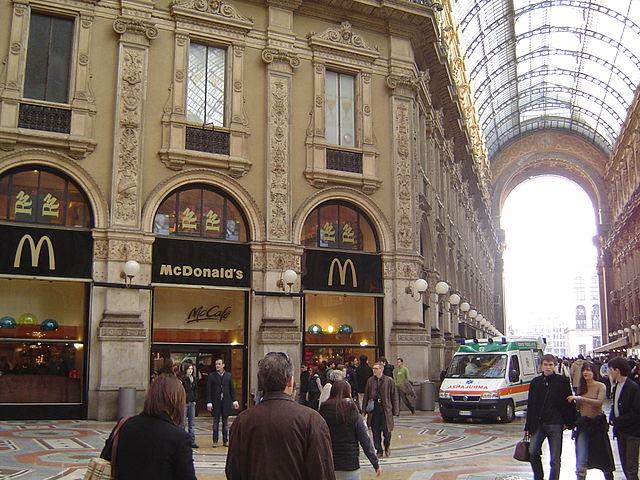 Milan Fashion Mall