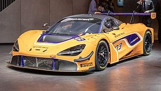 McLaren 720S - 720S GT3