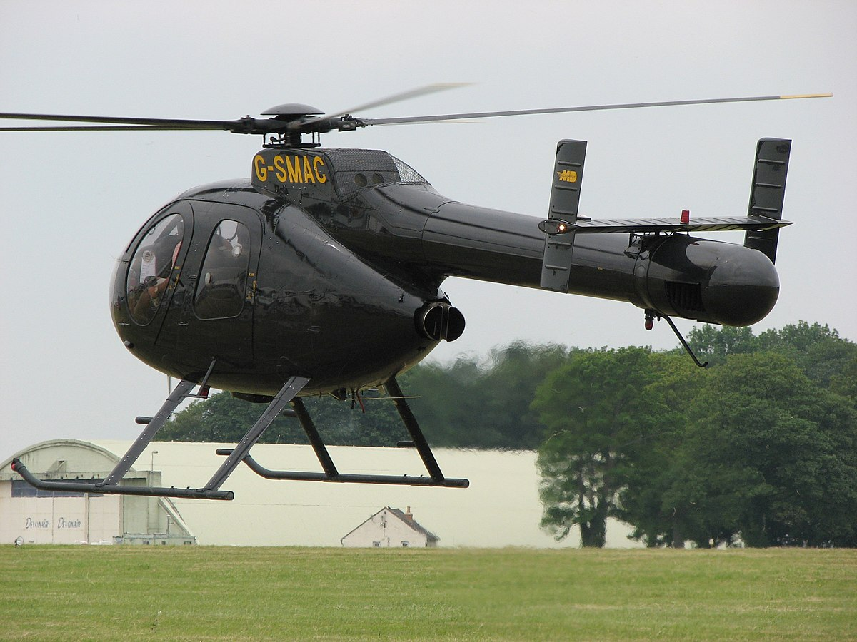 Elicottero 450 : Md helicopters md 520 wikipedia