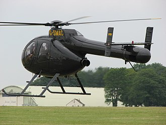 MD Helicopters MD 500 - A NOTAR MD 520N