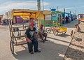Medio de Transporte en la Isla de San Carlos, Estado Zulia.jpg