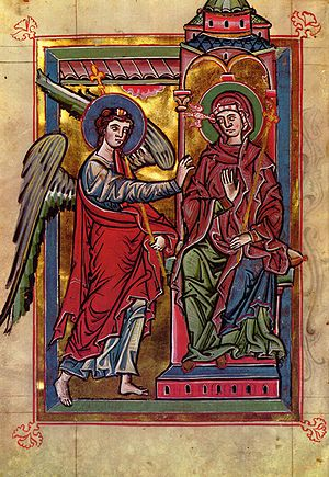 O Antiphons - The Annunciation