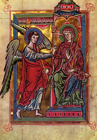 Antiphon - The Annunciation