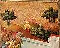 Meister francke, altare di santa barbara, amburgo 1420 circa, dalla chiesa di kalanti, 02 miracolo del muro 2.JPG