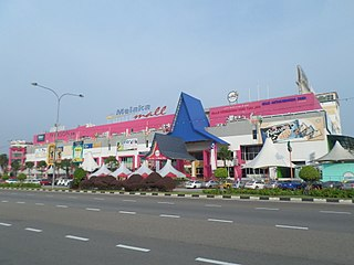 Hang Tuah Jaya Municipal Council