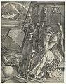Melancholie Melencolia I (titel op object), RP-P-OB-11.705.jpg