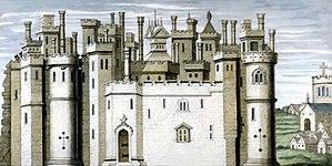 Melbourne Castle - Image: Melbourne Castle
