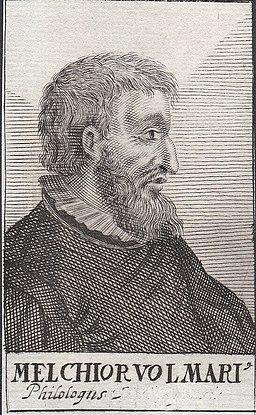 Melchior Volmari (Kupferstich 17Jh)