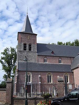 Melden - Image: Melden Sint Martinuskerk 1
