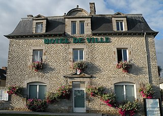 Melesse Commune in Brittany, France