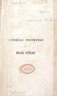 <i>The Posthumous Memoirs of Brás Cubas</i>