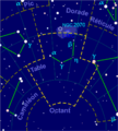 Mensa constellation map-fr.png
