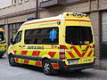Mercedes Sprinter Ambulance in Malmo pic1.JPG