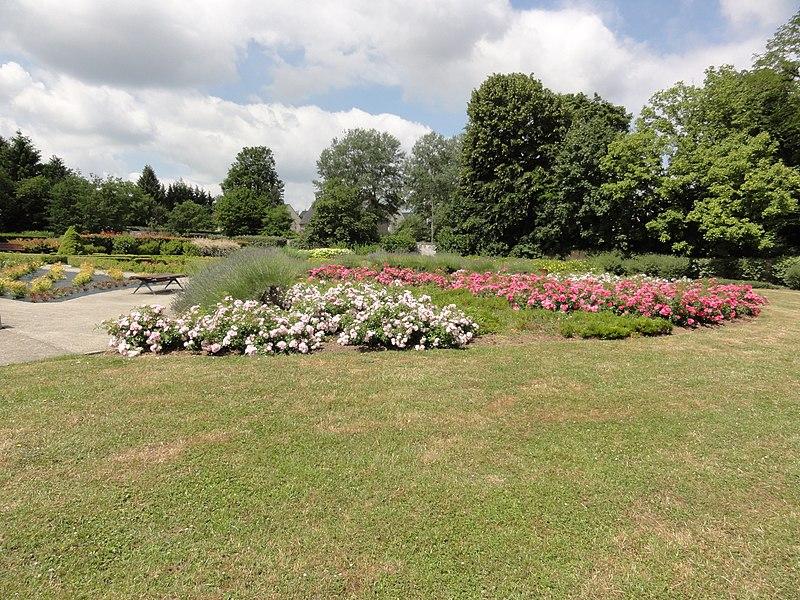 Mercin-et-Vaux (Aisne) Jardin des Senteurs