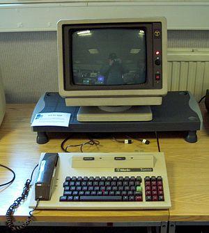 One Per Desk - Merlin Tonto