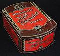 Mermaid Milk Chocolate toffee tin made by Horner, photo7.JPG