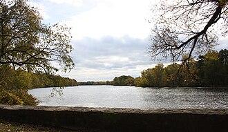Merrick State Park - Mississippi River