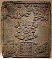 Messico, aztechi, pietra dell'incoronazione di motecuhzoma II (pietra dei cinque soli), 1503, da tenochtitlan.jpg