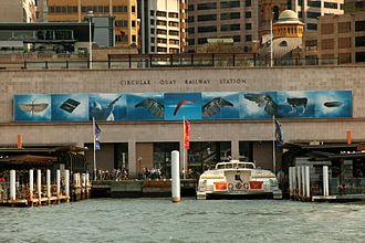 Brett Sheehy - Michael Riley's 'Cloud' at the 2003 Sydney Festival