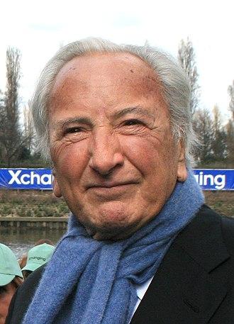 Michael Winner - Winner in 2010