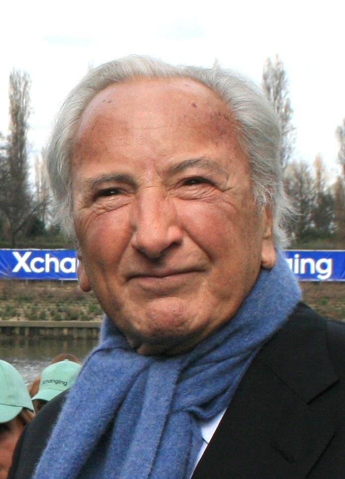 Michael Winner, 2010 (cropped)