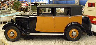 Michel Irat - Musée Automobile Reims Champagne