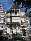 foto van Tweezijdig aangebouwd herenhuis