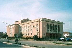 Millosh Gjergj Nikolla - Migjeni Theatre in Shkodër, Albania