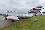 Mikoyan-Gurevich MiG-15UTI 'RA-0488G - 15 blue' (36315444084).jpg