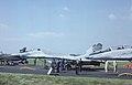 "Mikoyan-Gurevich MiG-29A ""blue 10"" Russian Air Force, Farnborough UK, September 1988. (5589824688).jpg"