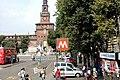 Milano ) Piazza Castello - panoramio.jpg