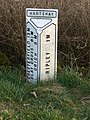 Milepost, Lower Hartshay - geograph.org.uk - 1211815.jpg