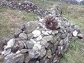 Mill house gear left in Mill Bay on Rathlin Island off Northern Ireland 01.jpg