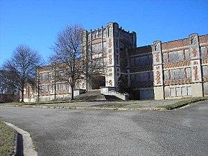 Central High School (Macon, Georgia) - Image: Miller High 5
