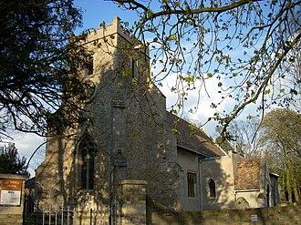 Milton, Cambridgeshire - Image: Milton Church All Saints