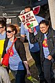 Milwaukee Public School Teachers and Supporters Picket Outside Milwaukee Public Schools Adminstration Building Milwaukee Wisconsin 4-24-18 1074 (40833955455).jpg
