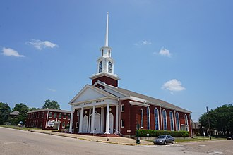 Mineola, Texas - First Baptist Church