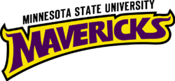 Minnesota State Mavericks athletic logo