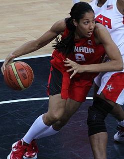 Miranda Ayim Canadian womens basketball player