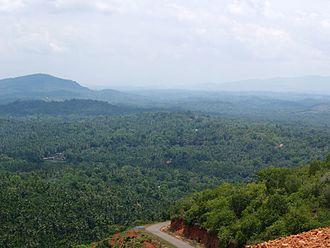 Manjeri - Valamangalam village
