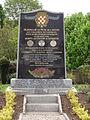 Moÿ-de-l'Aisne (Aisne) mémorial centenaire 1914-2014.JPG