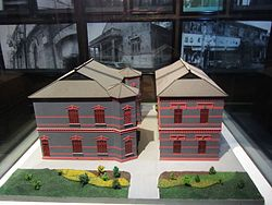 Model of Wuxi Chamber of Commerce 2011-11.JPG