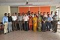 Modern Display Techniques Training Participants With Dignitaries - NCSM - Kolkata 2010-11-20 7936.JPG
