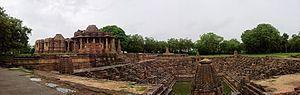 Sun Temple, Modhera - Image: Modhera