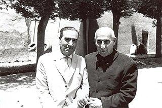 Mohammad Ali Keshavarz Sadr Iranian politician