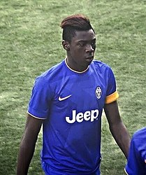 Moise Kean - 2015 - Juventus FC (youth team).jpg