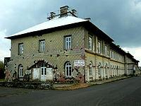 Moldau, Bahnhofsgebäude.06.JPG